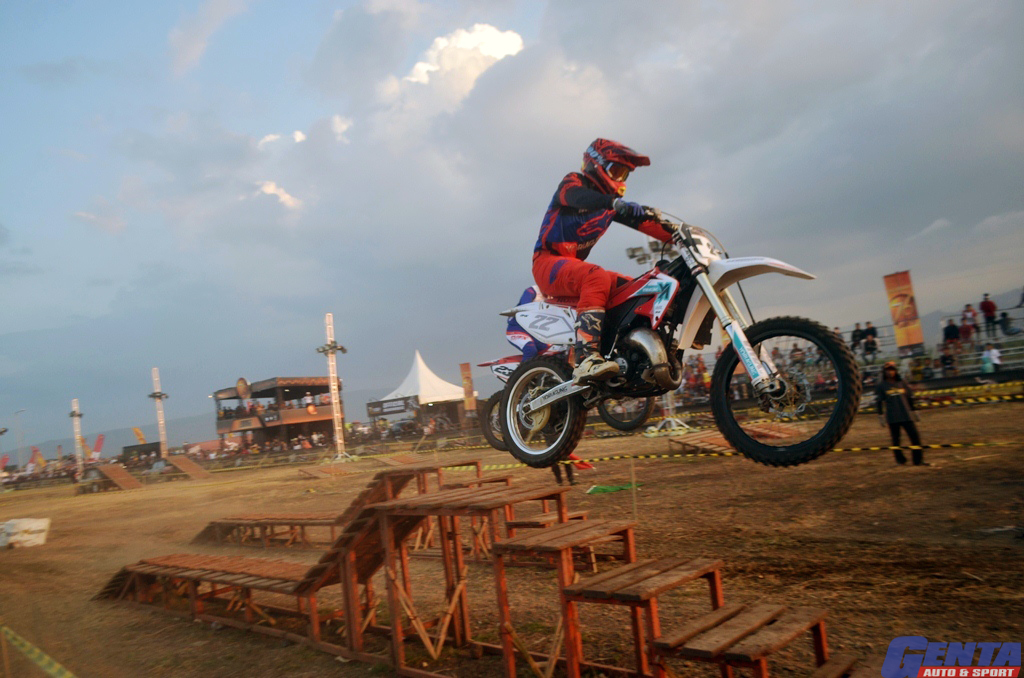 TRIAL GAME DIRT SERI 3 SITUBONDO , 5 - 6 JULI 2019