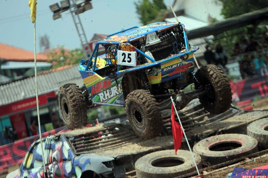Super Adventure Monster Road (SAMR) 2018 Putaran 4 (Semarang)