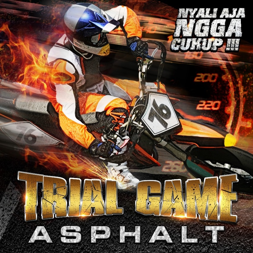 RESULT Trial Game Asphalt 2018, Sirkuit Mijen, semarang 6 - 7 April