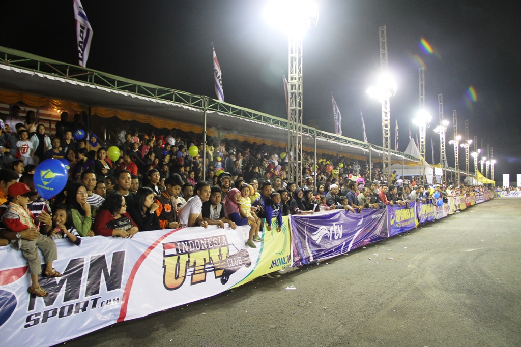 Lupromax Oil Indonesia Night City Slalom Seri 2 (Malang)