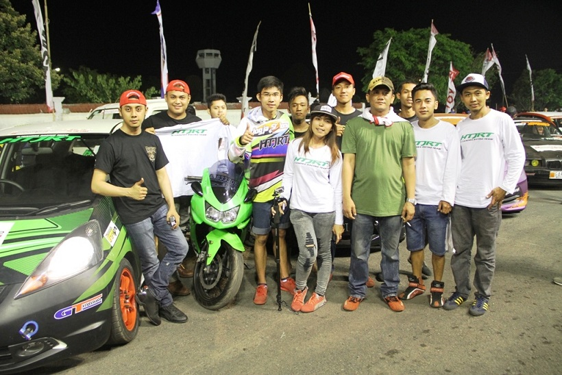 GT Radial Champiro SX2 Indonesia Night City Slalom 2014 Seri-3 (Semarang)