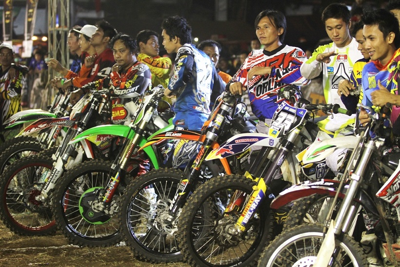 Trial Game 2015