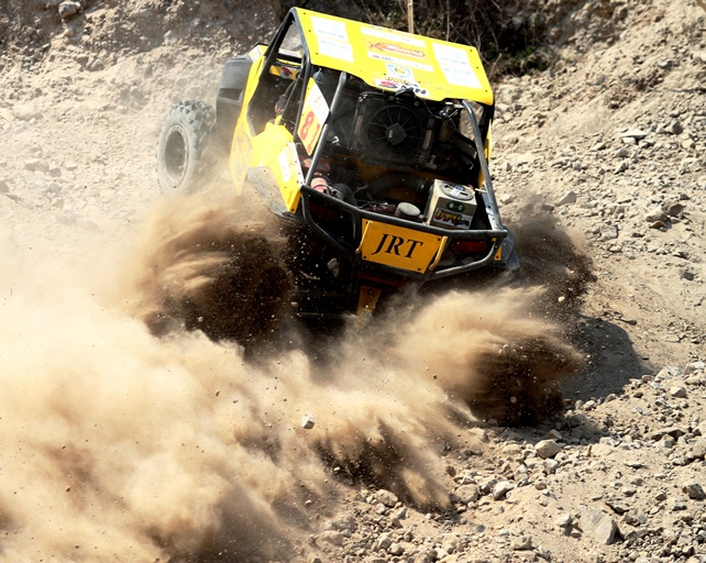 Preview Kejurnas Indonesia Xtreme Adventure 4x4 Individual (IXAI) 2015
