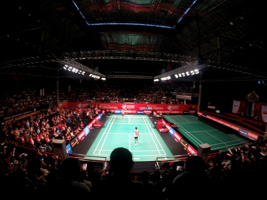 Djarum Superliga Badminton 2015 BALI