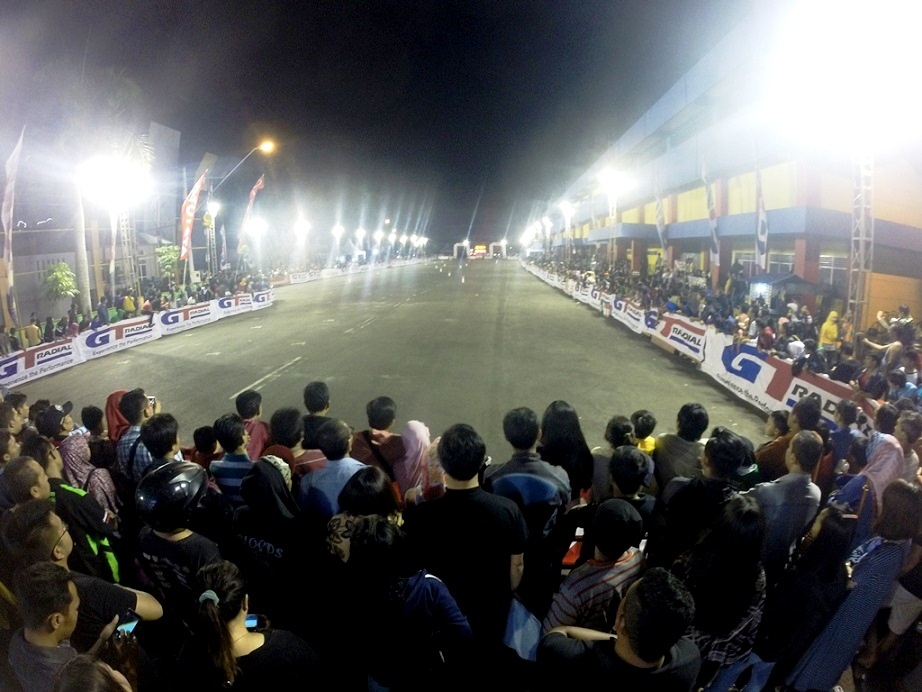 Kejurnas GT Radial Indonesia Night City Slalom (INCS) Seri-5 (Purwokerto)