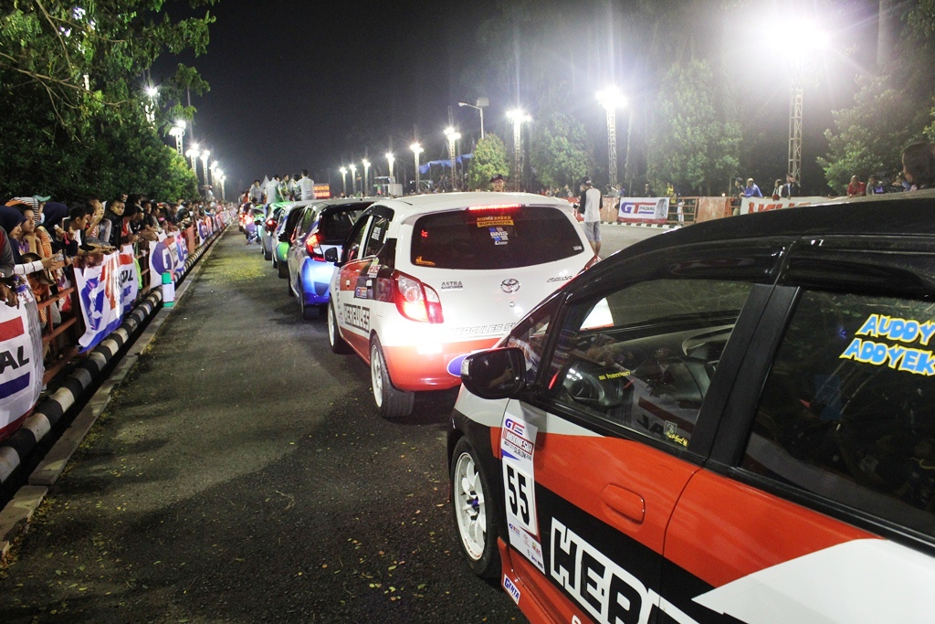 Kejurnas GT Radial Indonesia Night City Slalom (INCS) Seri-1 Malang