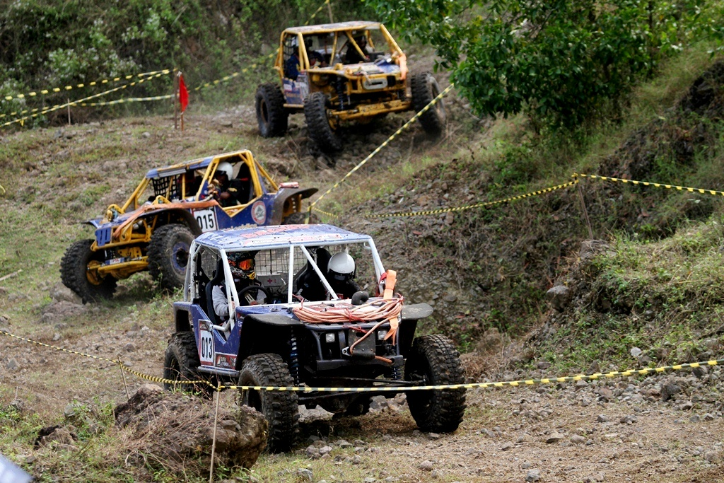 Kejurnas Super Adventure Offroad Team 2016 Seri 1  (SEMARANG)
