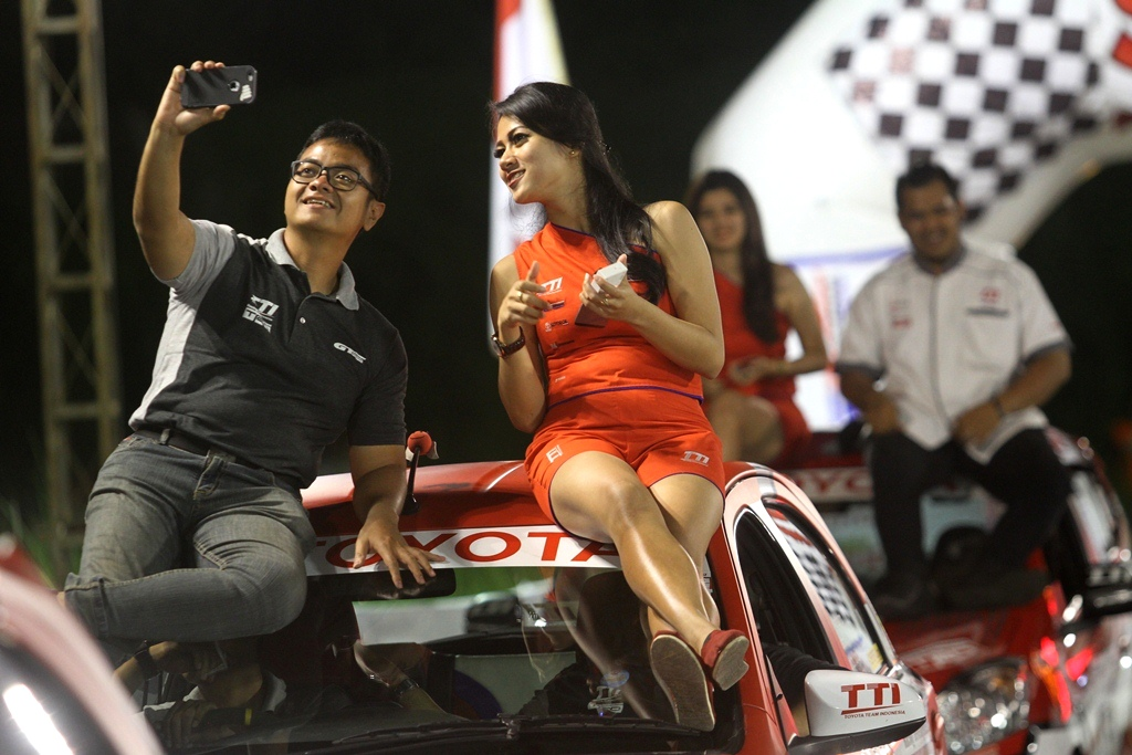 GT Radial Indonesia Night City Slalom 2016 Seri-6 (Semarang)