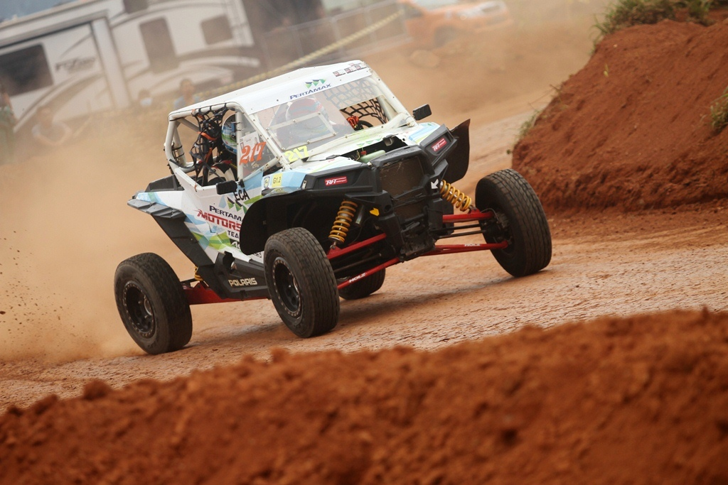 Indonesia Open Championship X-Offroad Racing 2016 Seri 4 (Paramount BSD)