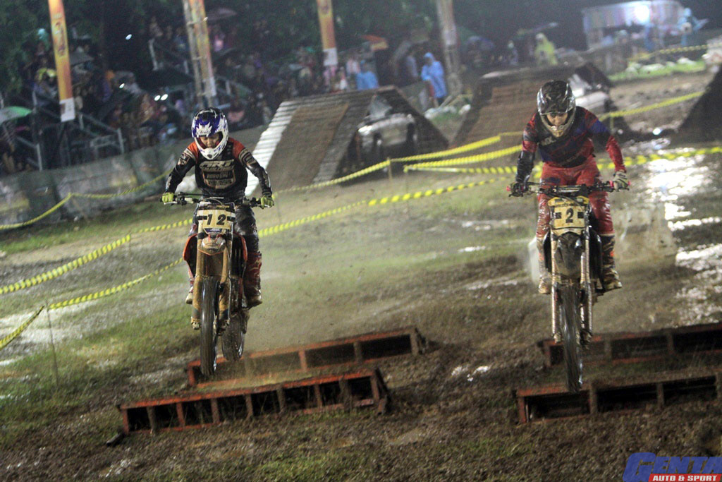 TRIAL GAME DIRT SERI 1 TEMANGGUNG, 8 - 9 FEBRUARY 2019