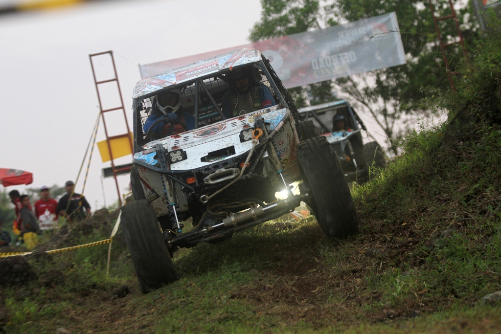 Kejurnas Super Adventure Offroad Team Putaran 1 - Sirkuit Tembalang - Semarang, Sabtu, 29 April 2017