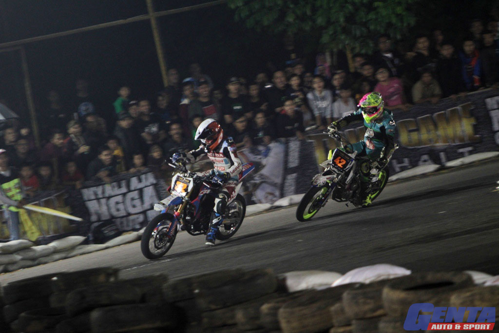 Trial Game Asphalt 24-25 November 2017, Purwokerto - Gor.Satria
