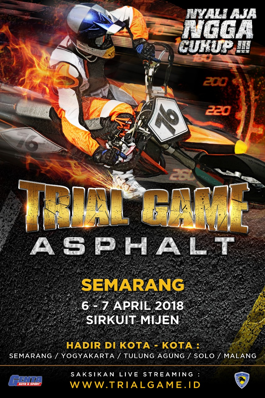 Online Registration Trial Game Asphalt