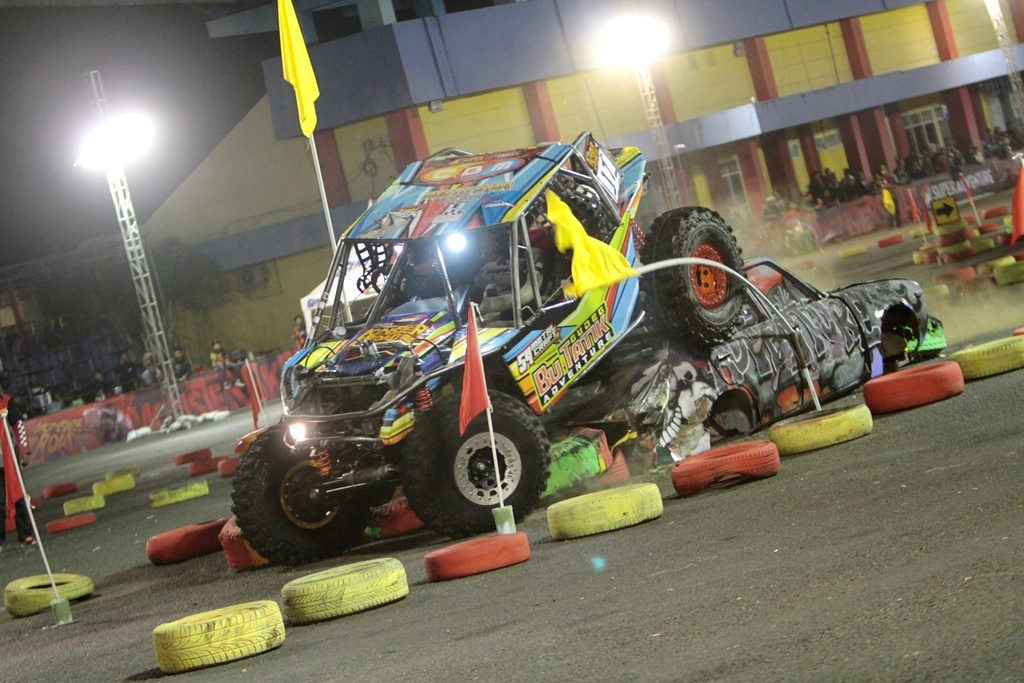 Monster Road Bikin Offroad Indonesia Makin Berwarna