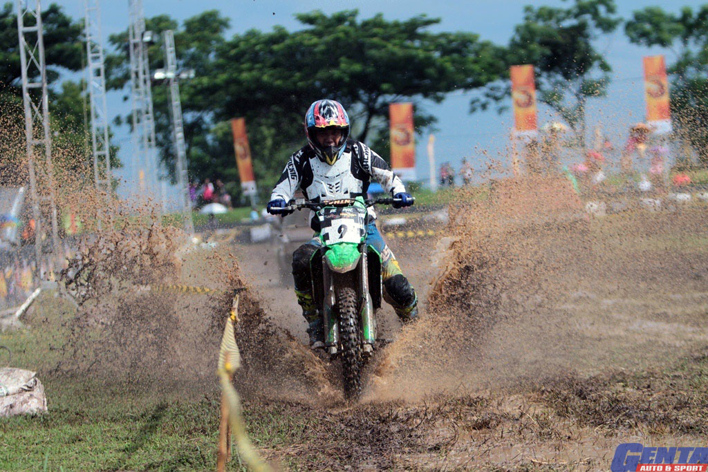 TRIAL GAME  DIRT SERI 2 MAGETAN 1 - 2 MARET 2019