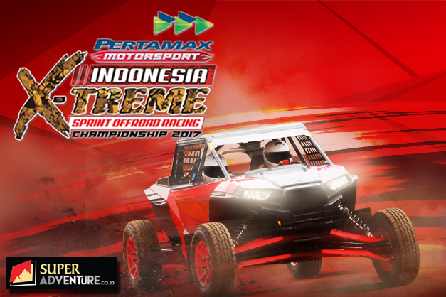 POINT SEMENTARA KEJURNAS SPEED OFFROAD PUTARAN 4 (PARAMOUNT LAND)