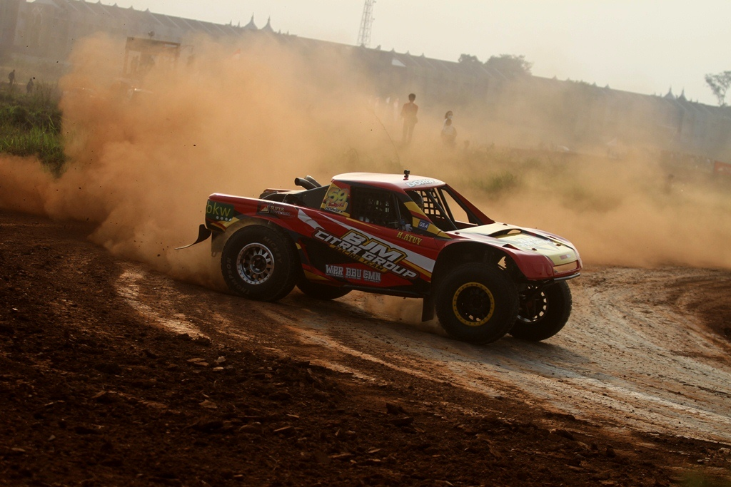 INDONESIA X-TREME SPRINT OFFROAD RACING CHAMPIONSHIP 2017 - PUTARAN 2, SIRKUIT PARAMOUNT LAND, GADING SERPONG, Day 1
