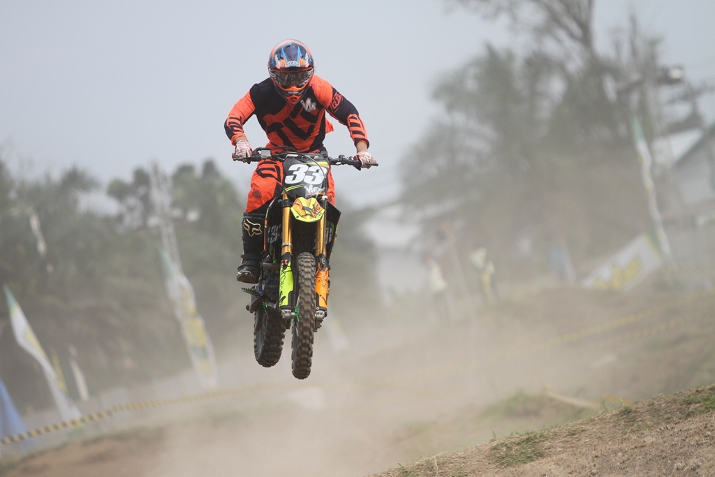 Kejurnas Motocross Putaran 3, Sirkuit Goro Assalam - Solo, 14-15 April 2017