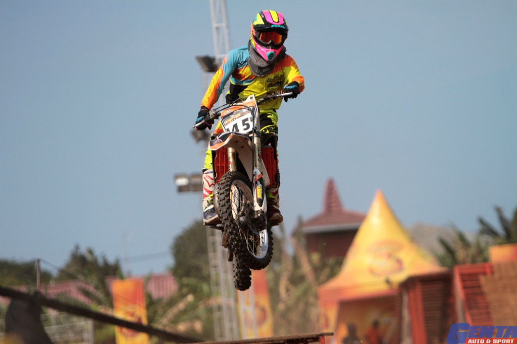 Trial Game Dirt Seri 5, Tuban - Lap. Mustika