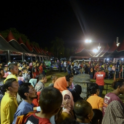 MONSTER ROAD SERI 1 TUBAN, 16 FEBUARY 2019