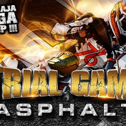 Live Streaming : Trial Game Asphalt - Spesial Series - Sirkuit Stadion Manahan Solo (Day 2)