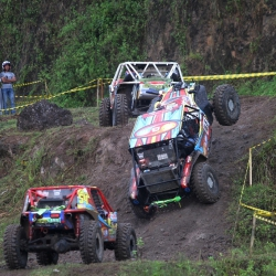 Kejurnas Super Adventure Offroad Team Putaran 1 - Sirkuit Tembalang - Semarang, Minggu, 30 April 2017