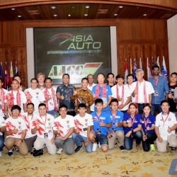 Information About ASIA AUTO GYMKHANA COMPETITION  2018 of Indonesia