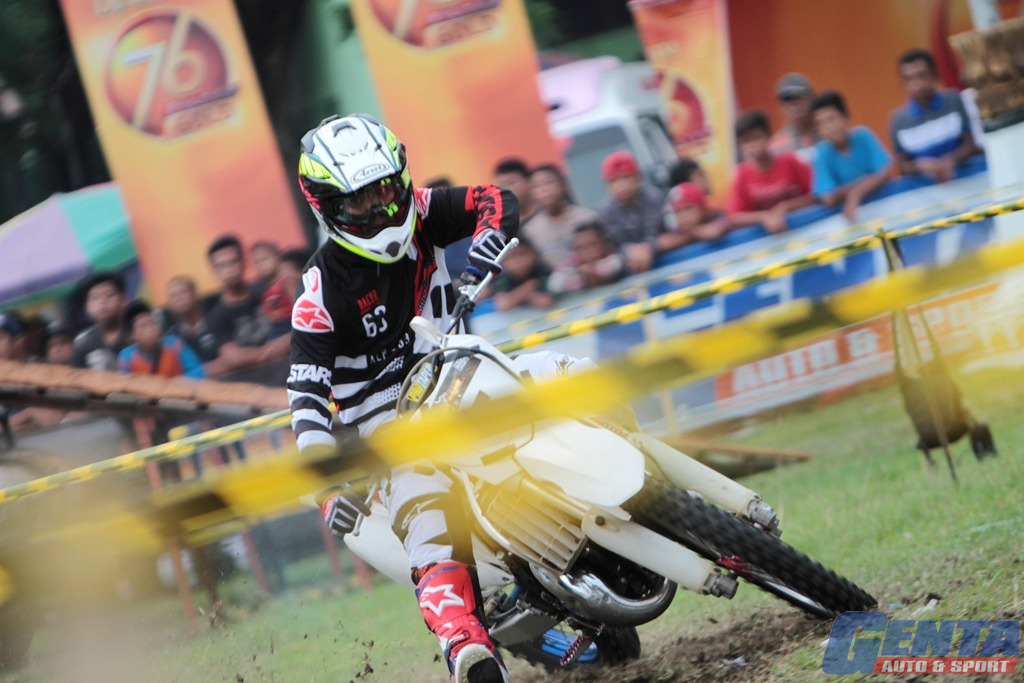 Trial Game Dirt Seri 1, Nganjuk - Stadion Warujayeng (Day 1)