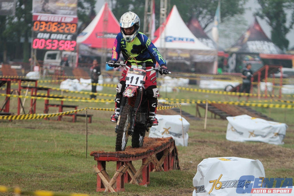 Trial Game Dirt Seri 1, Nganjuk - Stadion Warujayeng (Day 2)