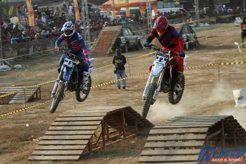 TRIAL GAME DIRT SERI 4 BOJONEGORO - 2019